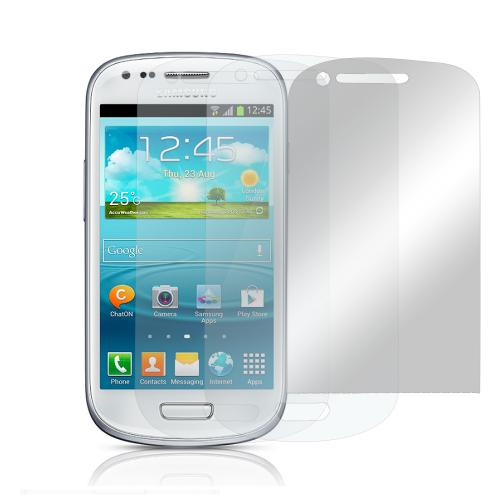 Screen Protector Medley w/ Regular, Anti-Glare, & Mirror Screen Protectors for Samsung Galaxy S4 Mini