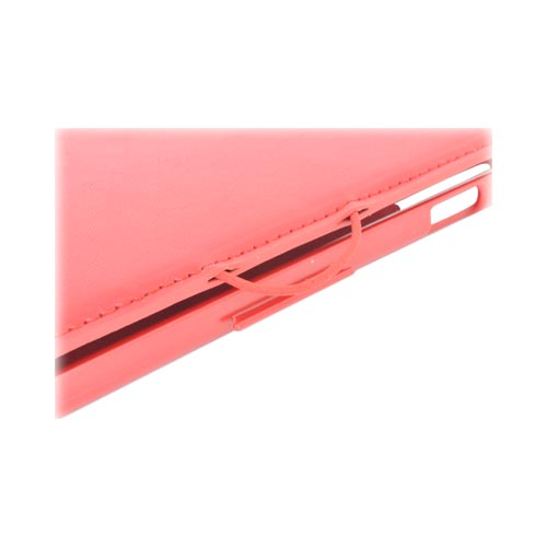 Original Zenus Galaxy Note Masstige Block Folio Series Leather Case, SAGXN-MLSFL-RD - Fierce Red