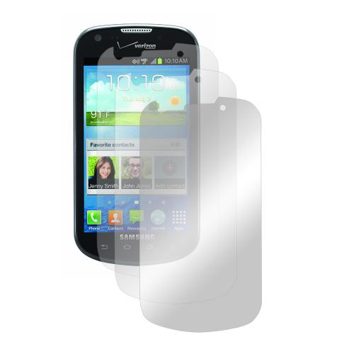 Samsung Galaxy Stellar Screen Protector Medley w/ Regular, Anti-Glare, & Mirror Screen Protectors