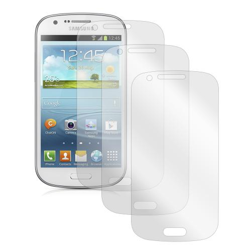 Screen Protector Medley w/ Regular, Anti-Glare, & Mirror Screen Protectors for Samsung Galaxy Express