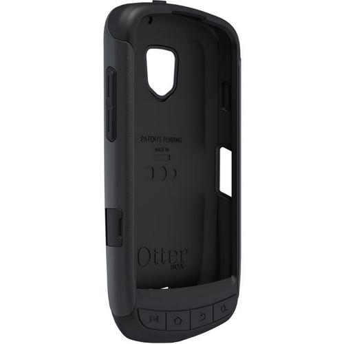 Original Otterbox Samsung Droid Charge Commuter Series Hard Case over Silicone w/ Screen Protector, SAM4-LTE4G-20-E4OTR - Black