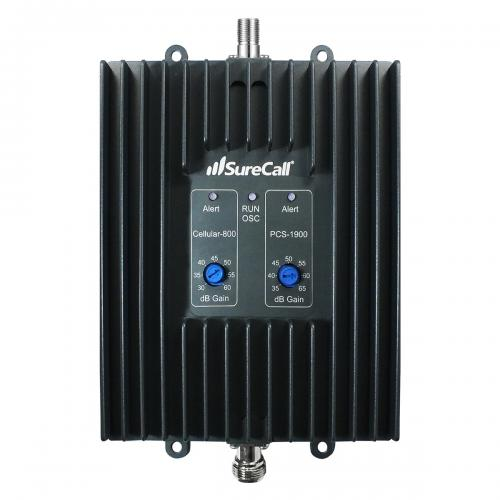 SureCall [FlexPro] Voice & Text Cell Phone Signal Booster Omni/ Whip Kit [Homes up to 2,000 sq ft]