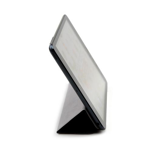 Black Smart Protective Cover/ Stand for Apple iPad Mini