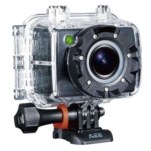"AEE SD18BBlack 8MP 1.5"" Action Camera"