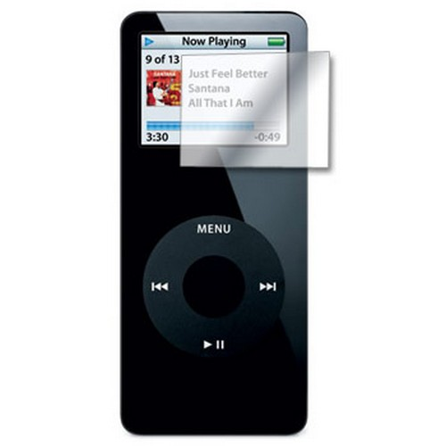 Apple iPod Nano Screen Protector - Clear