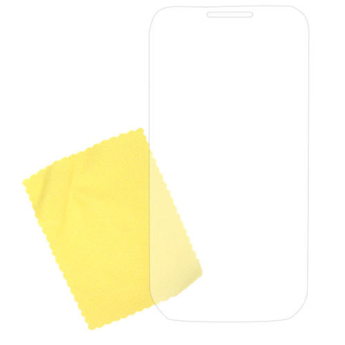 Samsung Fascinate Screen Protector - Clear