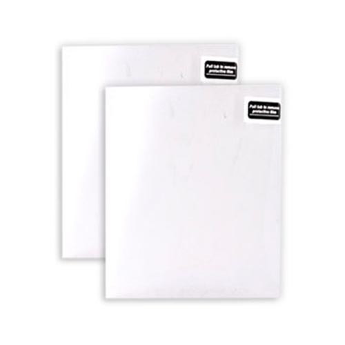 Universal Premium High Quality Anti-Fingerprint Screen Protector - 2 Pack