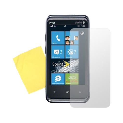 HTC Arrive Anti-Glare Screen Protector (2 Pack)