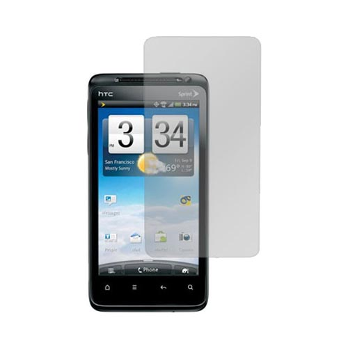 HTC EVO Design 4G Anti-Glare Screen Protector