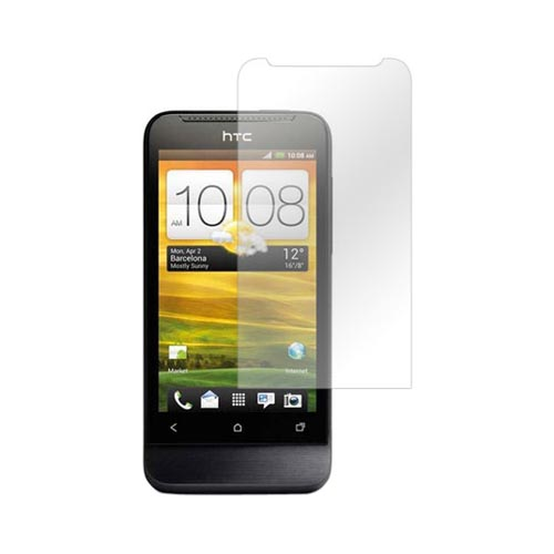 HTC One V Anti-Glare Screen Protector