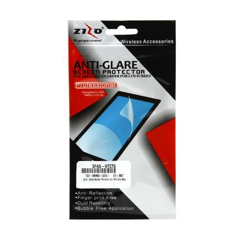 Anti-Glare Screen Protector for HTC One Max