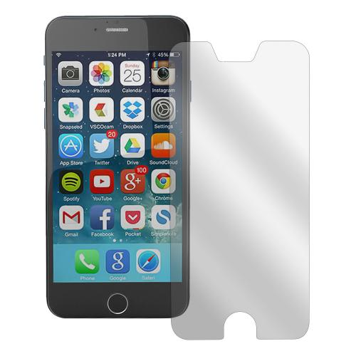 Clear Apple iPhone 6 Anti-Glare Touch Screen Protector - Great Way To Prevent Glare!