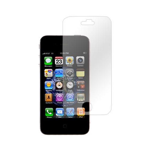 Manufacturers AT&T/ Verizon Apple iPhone 4, iPhone 4S Anti-Glare Screen Protector Screen Protectors