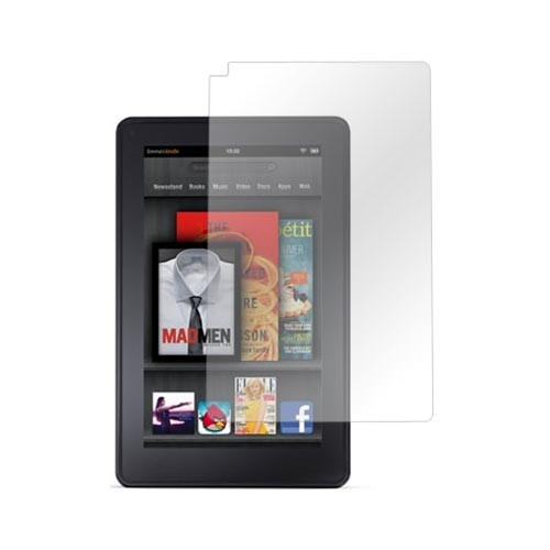 Amazon Kindle Fire Anti-Glare Screen Protector