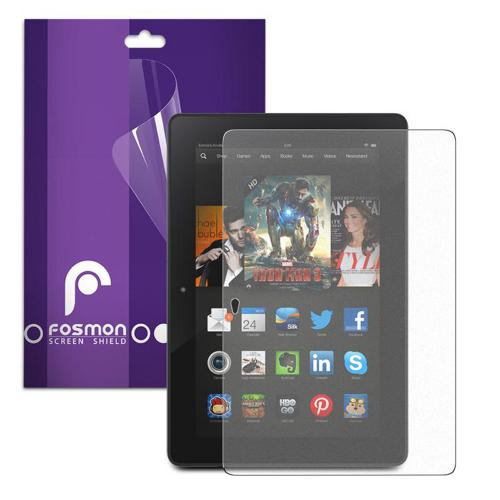 Anti-Glare Screen Protector 3-Pack for Amazon Kindle Fire HDX 7""