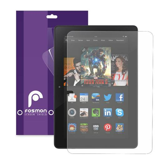 Anti-Glare Screen Protector 3-Pack for Amazon Kindle Fire HDX 8.9""