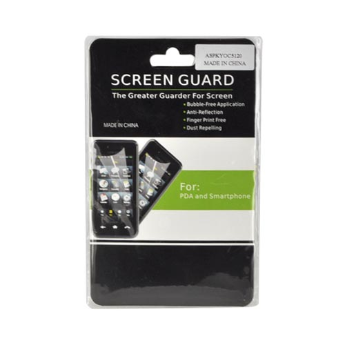 Kyocera Milano C5120 Anti-Glare Screen Protector
