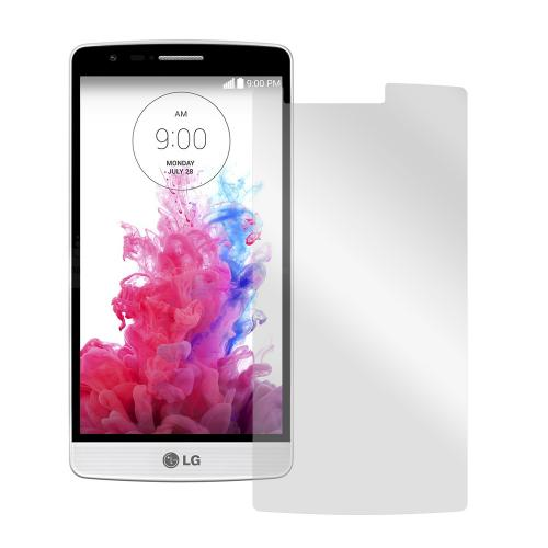 Clear LG G3 Mini Anti-Glare Screen Protector - Great Way to Prevent Glare!