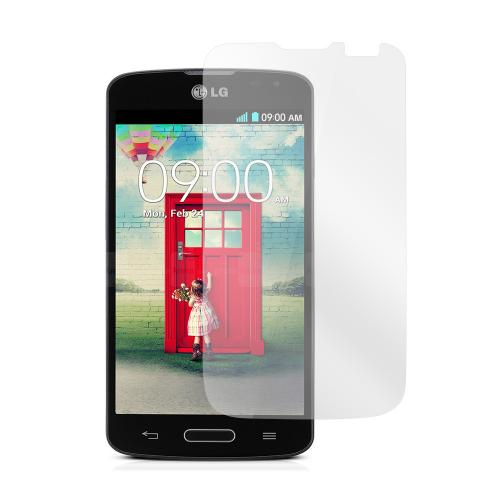 Anti-Glare LG Optimus Exceed 2/ LG L70 Touch Screen Protector - Great Way To Prevent Glare!