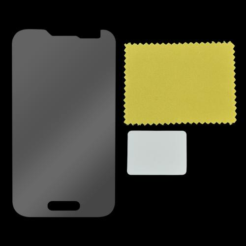 Anti-Glare LG Optimus Zone 2/ LG Optimus Fuel Touch Screen Protector - Great Way To Prevent Glare!