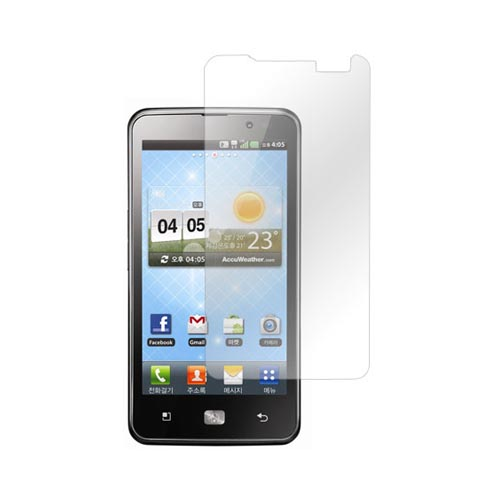 LG Nitro HD Anti-Gloss Screen Protector