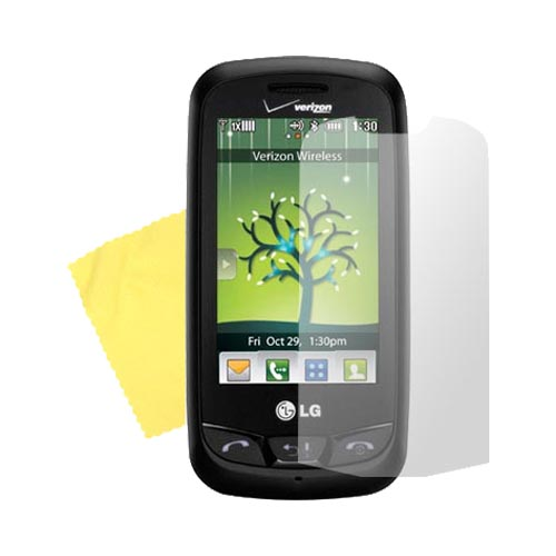 LG Cosmos Touch VN270 Anti-Glare Screen Protector