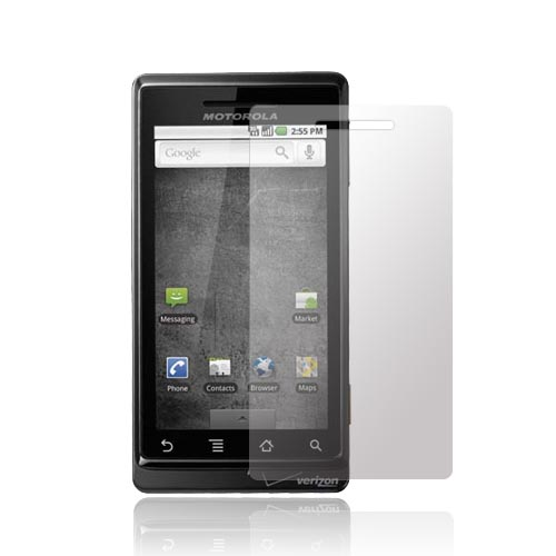 Motorola Droid 2 A955 Anti-Glare Screen Protector