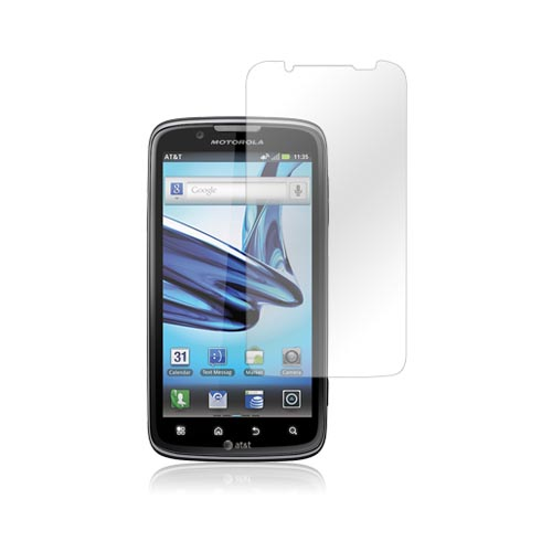 Motorola Atrix 2 Anti-Glare Screen Protector