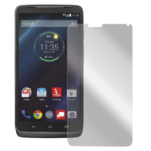 Droid Turbo Screen Protector, [Anti-Glare] High Definition Precision-Cut Screen Protector for Motorola Droid Turbo