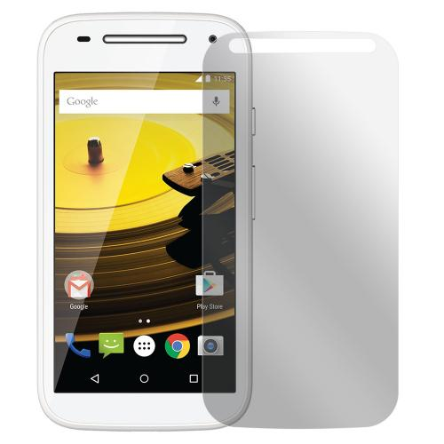 Moto E 2nd Gen Screen Protector, [Anti-Glare] High Definition Precision-Cut Screen Protector for Motorola Moto E 2nd Gen