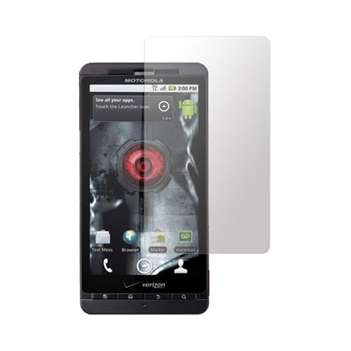 Premium Motorola Droid X/ X2 Anti-Glare Screen Protector