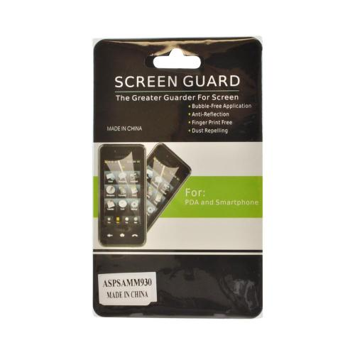 Motorola Droid RAZR M Anti-Glare Screen Protector