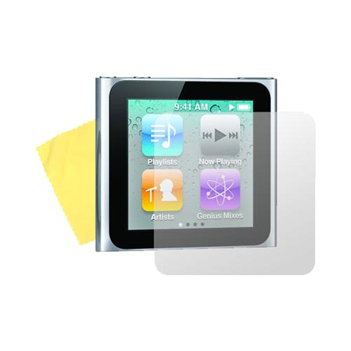 Luxmo Apple iPod Nano 6 Anti-Glare Screen Protector