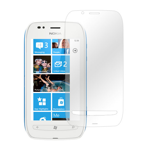 Nokia Lumia 710 Anti-Glare Screen Protector