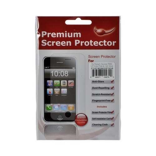 Anti-Glare Screen Protector for Pantech Discover