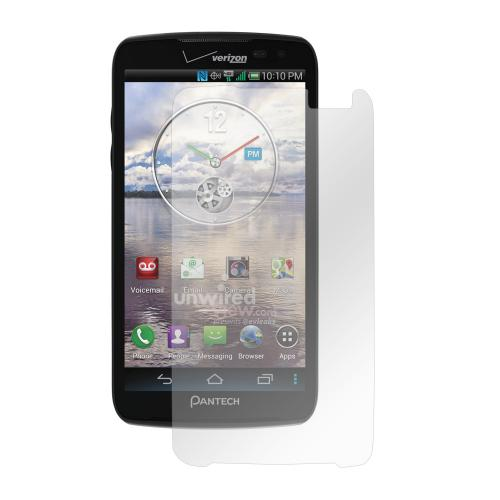 Anti-Glare Screen Protector for Pantech Perception