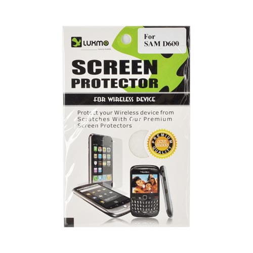 Premium Samsung Conquer 4G Anti-Glare Screen Protector