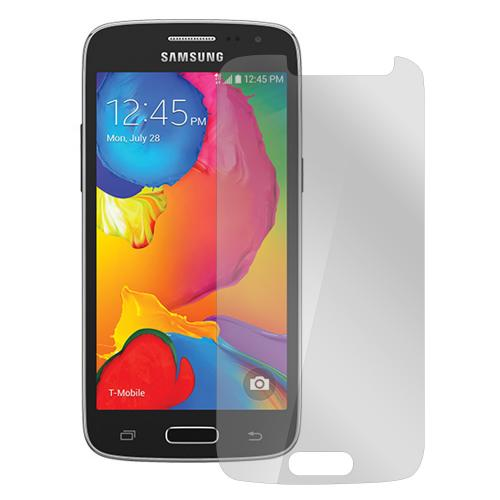 Clear Samsung Galaxy Avant Anti-Glare Touch Screen Protector - Great Way To Prevent Glare!