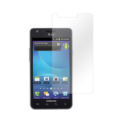 AT&T Samsung Galaxy S2 Anti-Glare Screen Protector