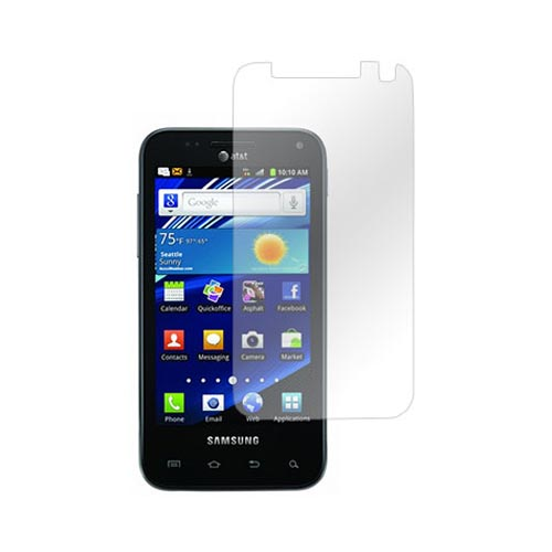 Samsung Captivate Glide i927 Anti-Glare Screen Protector