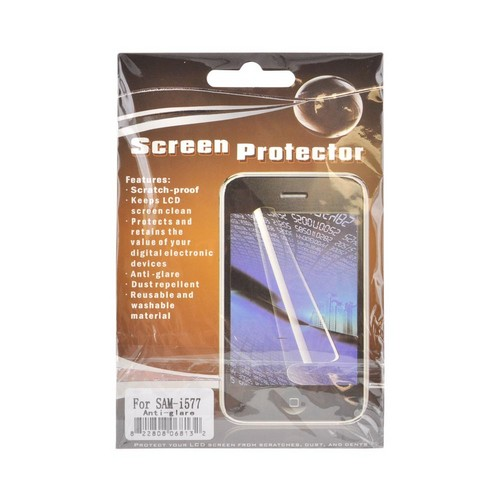 Samsung Exhilarate i577 Anti-Glare Screen Protector