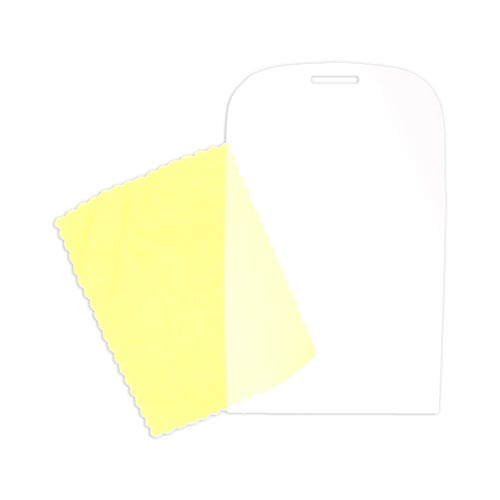 Samsung Messager Touch Screen Protector Anti-Glare - Clear