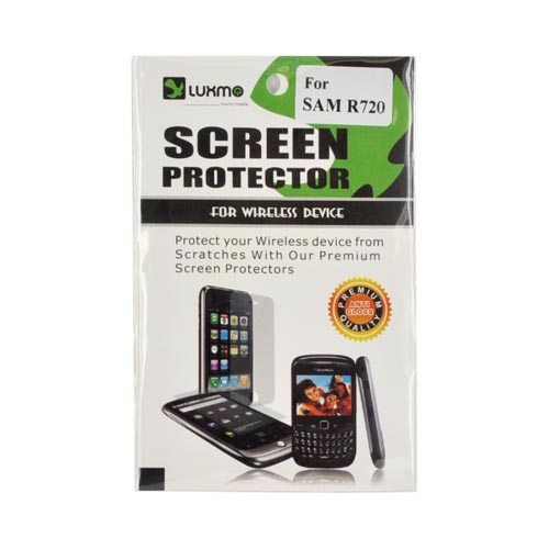 Premium Samsung Rookie R720 Anti-Glare Screen Protector