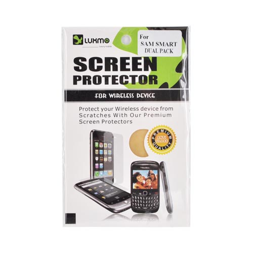 Premium Samsung Gravity Smart Anti-Gloss Screen Protector (2 Pack)