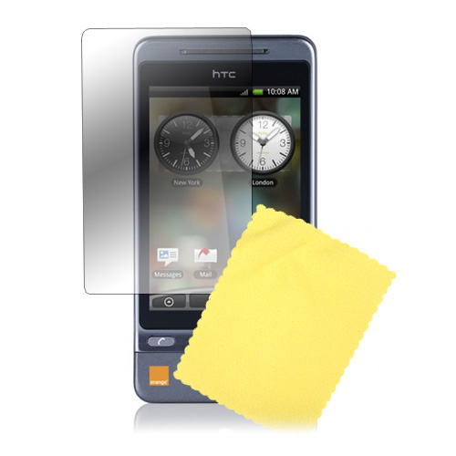 Premium Sprint HTC Hero Anti-Glare Screen Protector