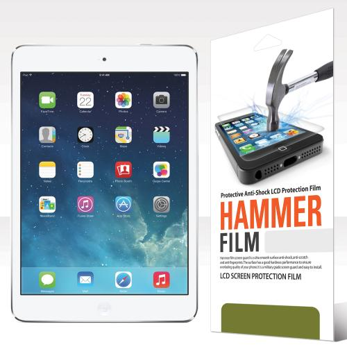 REDShield High Definition Ultra Premium Hammer Strength Clear Screen Protector for Apple iPad Air