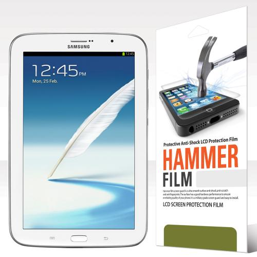 REDShield High Definition Ultra Premium Hammer Strength Clear Screen Protector for Samsung Galaxy Note 8.0