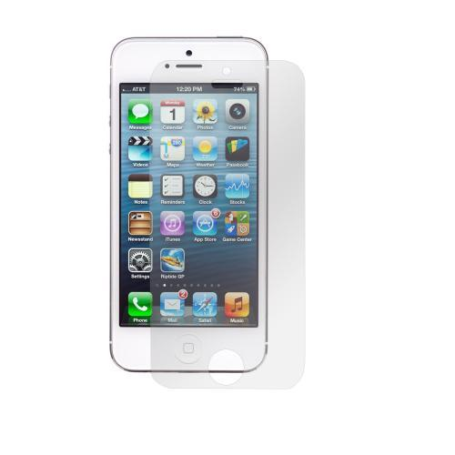 Clear CellLine Premium Anti-Shock Screen Protector for Apple iPhone 5