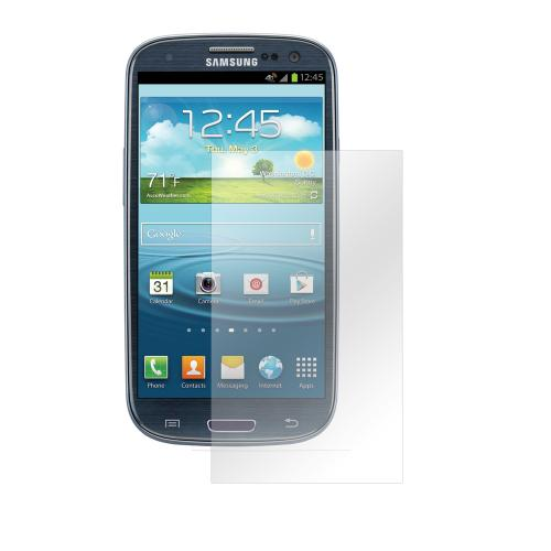 Clear CellLine Premium Anti-Shock Screen Protector for Samsung Galaxy S3