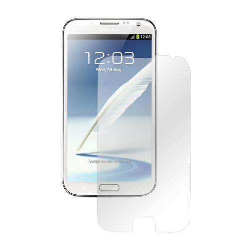 Clear Premium Anti-Shock Screen Protector for Samsung Galaxy Note 2